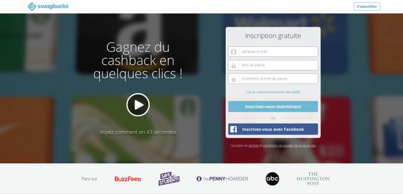 Swagbucks : Avis sur ce site rémunérateur, est-il fiable?